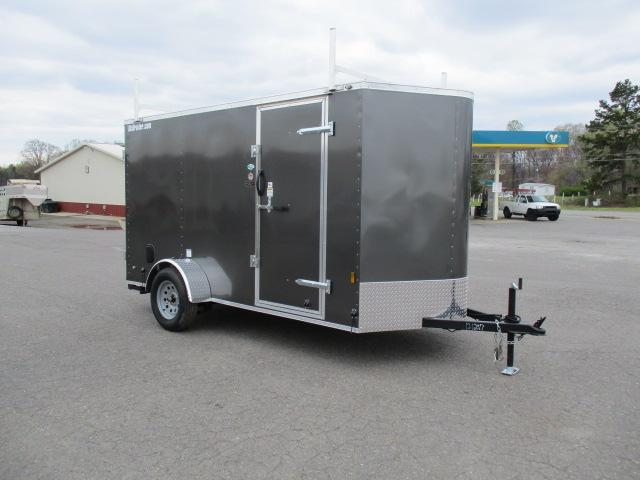 2019 Continental Cargo 6 x 12 Enclosed Trailer
