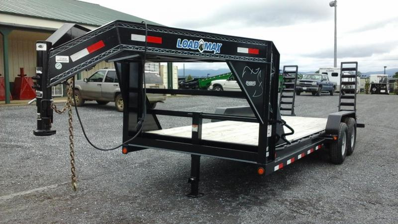 2015 Load Trail 83x20 GN Car / Racing Trailer