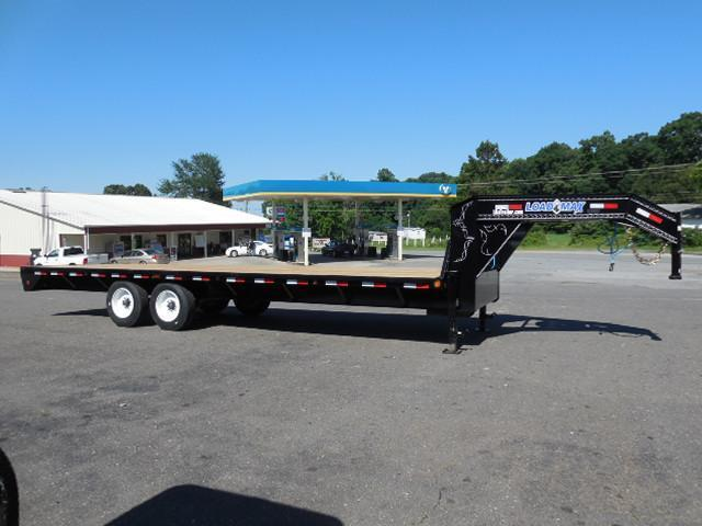 2017 Load Trail GN 102 x 25 Equipment Trailer