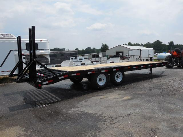 2015 PJ Trailers BP 24