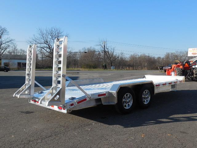 2016 Eby Trailers 20ft Low Profile Utility Trailer