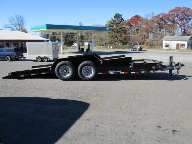 2017 Load Trail BP 83 x 20 Low Pro Tilt Equipment Trailer