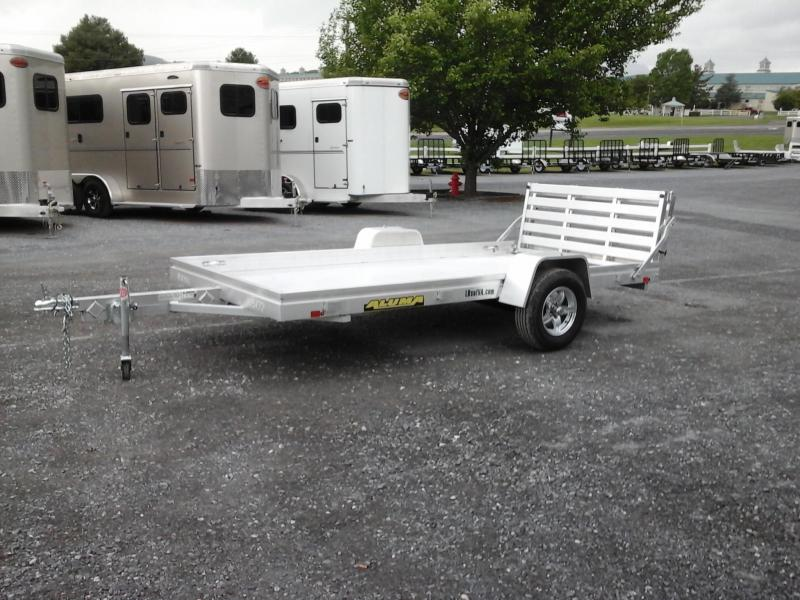 2018 Aluma 6812H BT ATV Trailer