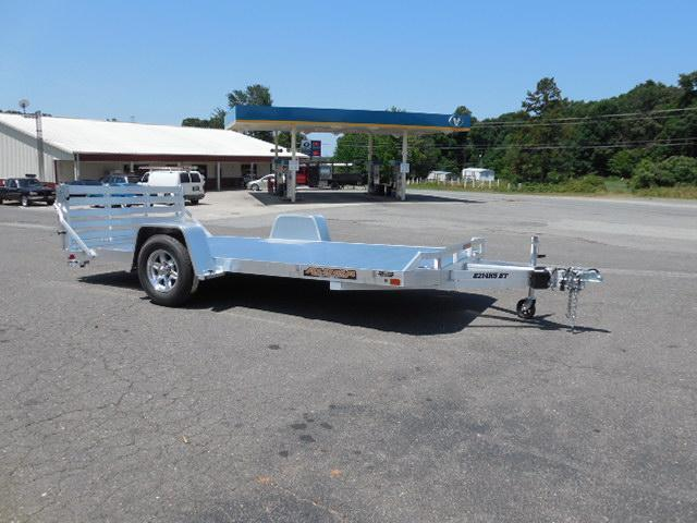 2016 Aluma BP 8214HS BT Utility Trailer