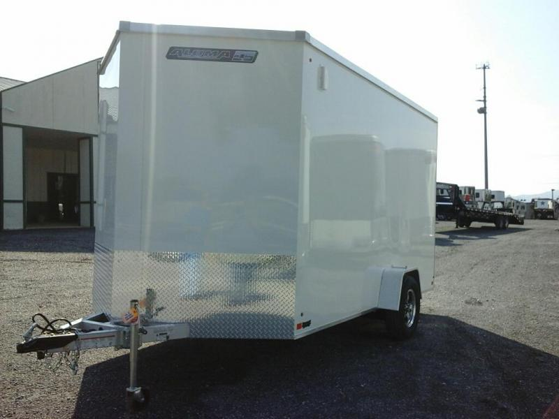 2020 Aluma ESW712R Enclosed Cargo Trailer