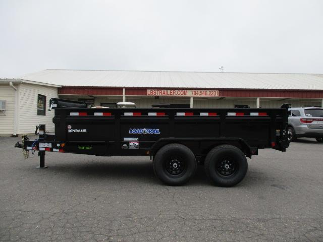 2018 Load Trail BP 83 x 14 Dump Trailer