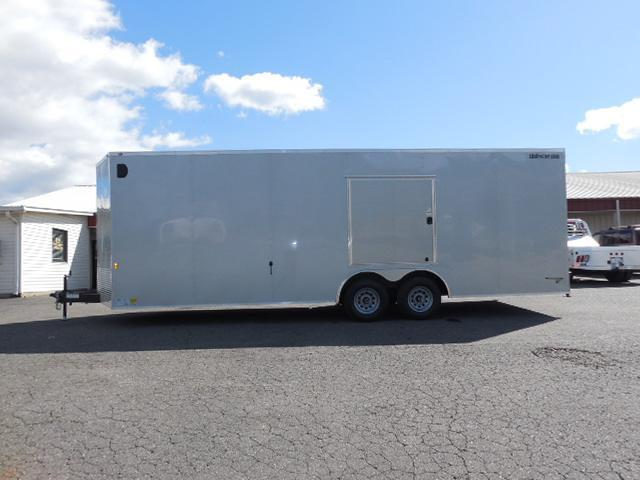 2017 Continental Trailers BP 8.5 x 24 Enclosed Cargo Trailer
