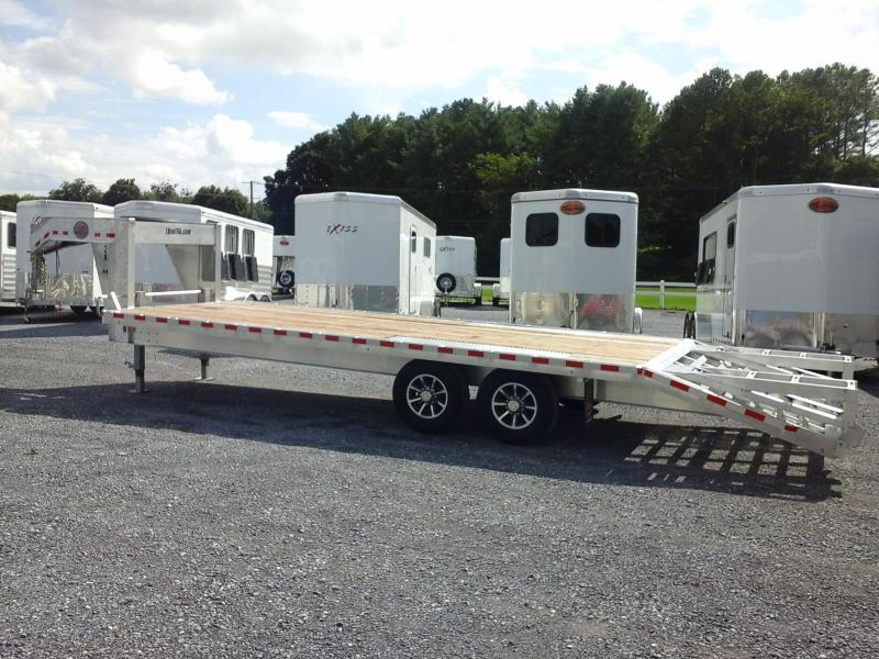 2018 Sundowner Trailers 25XL GN Equipment Trailer