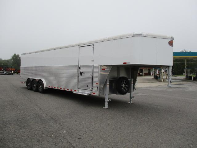 2019 Sundowner Trailers GN 28ft Enclosed Cargo Trailer