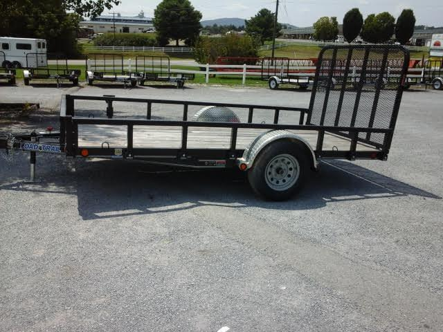 2015 Load Trail 77x12 UT Trailer