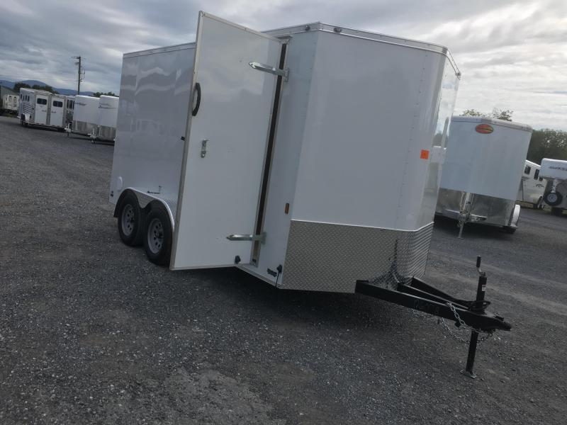 2020 Continental Cargo 7x14 TA Enclosed Cargo Trailer