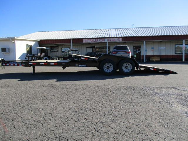 2018 Load Trail BP 83 x 22 Tilt Deck Equipment Trailer