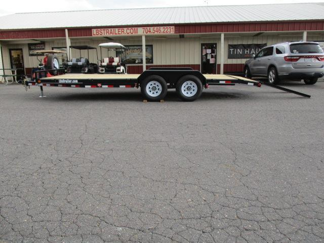 2020 PJ Trailers 20 X 5 Channel Car / Racing Trailer