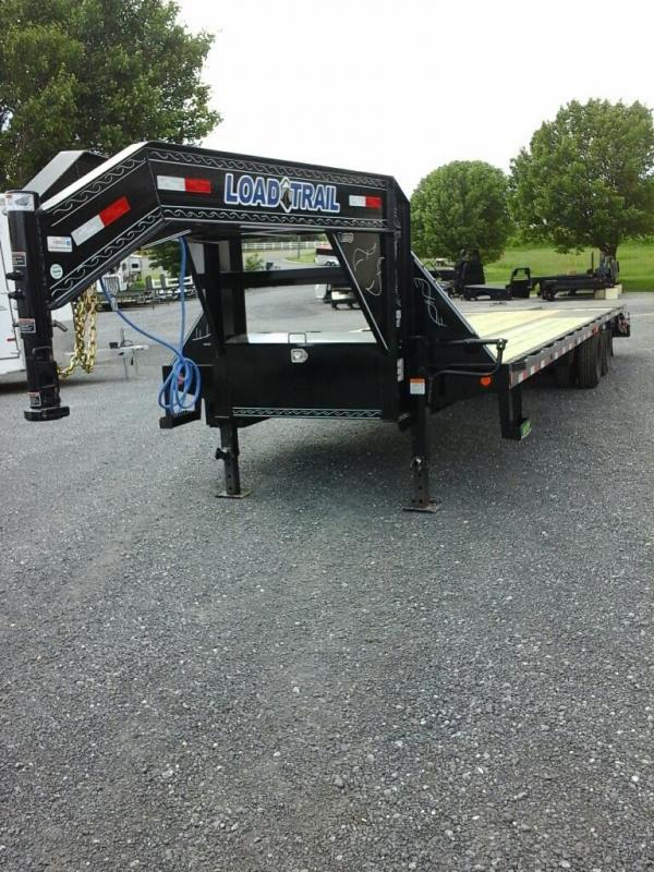 2019 Load Trail 102x32 TA Low-Pro GN Equipment Trailer