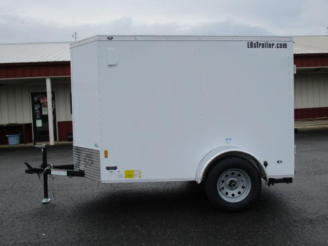 2019 Continental Cargo BP 5 x 8 SA Enclosed Trailer