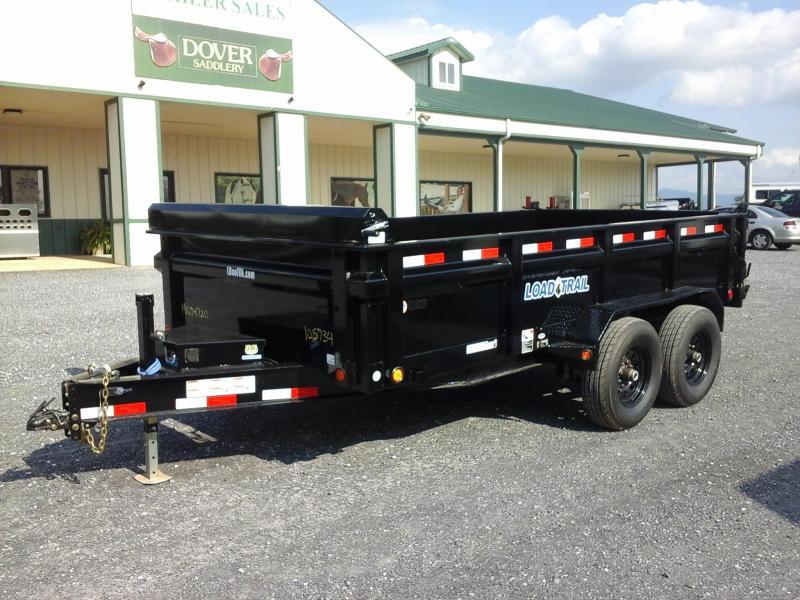 2019 Load Trail 83x14 TA Dump Trailer