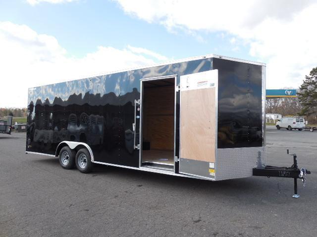 2017 Continental Cargo 8.5 x 24 Enclosed Cargo Trailer
