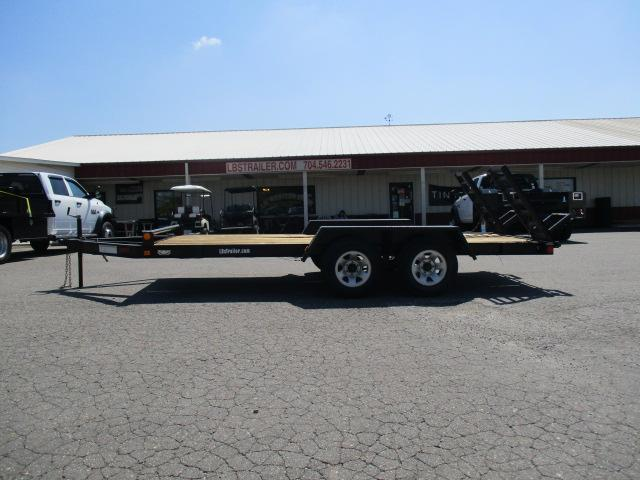 2001 Other BP 6.5ft x 16ft Utility Trailer