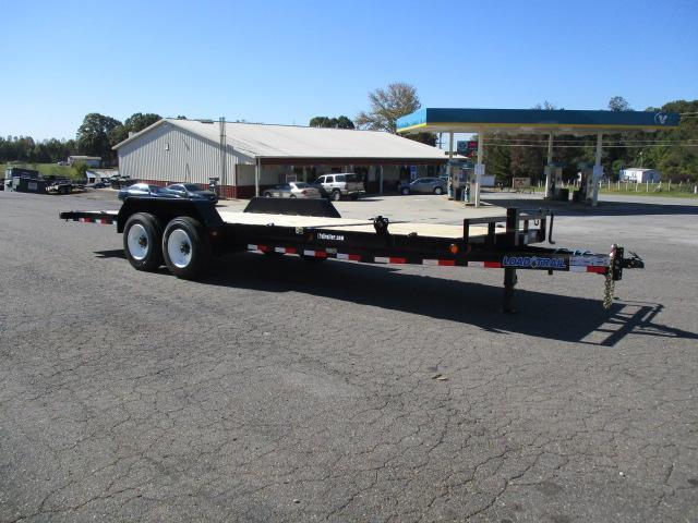 2018 Load Trail 80 x 22 Tilt Deck Equipment Trailer