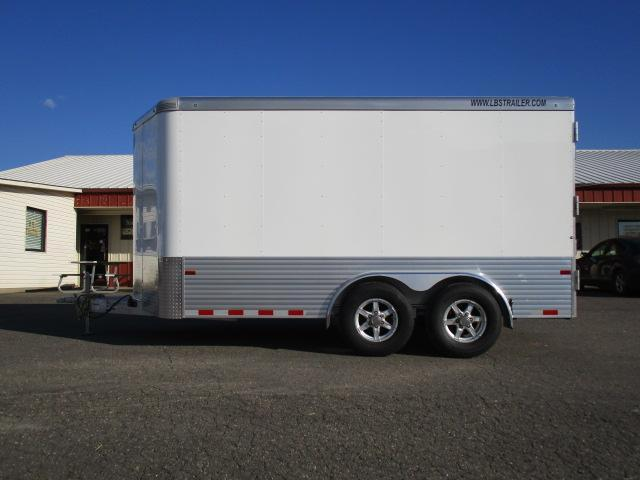 2019 Sundowner Trailers 16ft Enclosed Cargo Trailer