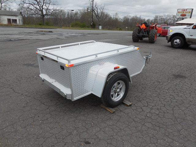 2015 Aluma BP AE46 Enclosed Cargo Trailer
