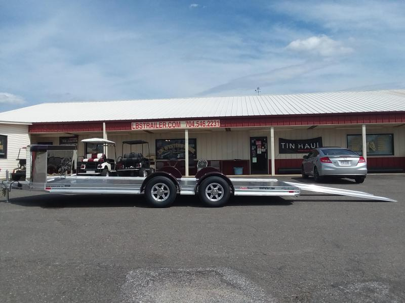 2019 Sundowner Trailers BP Ultra 22ft Car Hauler Car / Racing Trailer