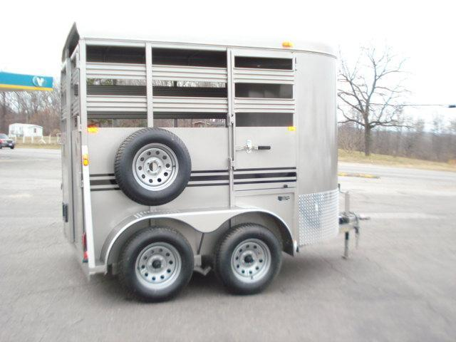 2013 Bee Trailers BP 10ft Stock / Stock Combo Trailer