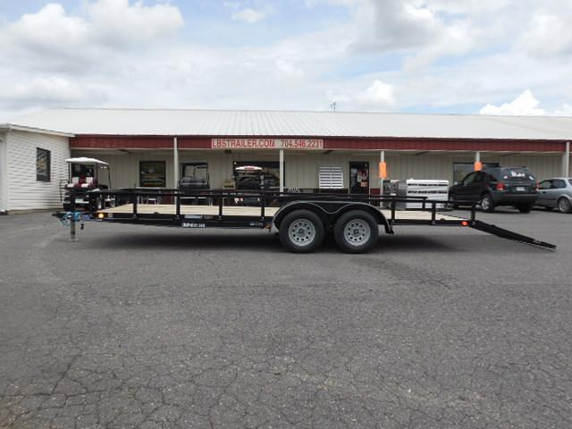 2017 Load Trail BP 83 x 20 TA Utility Trailer