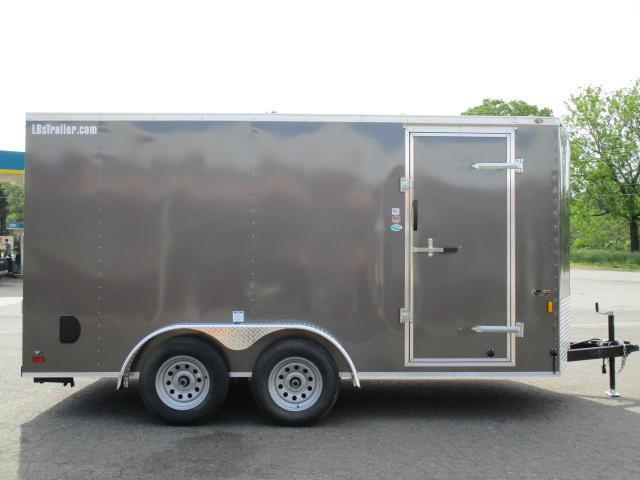 2020 Continental Trailers 7 x 14 Enclosed Cargo Trailer