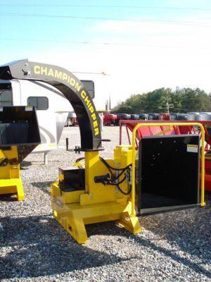 2015 Pequea Chipper CX551 PTO Utility Trailer