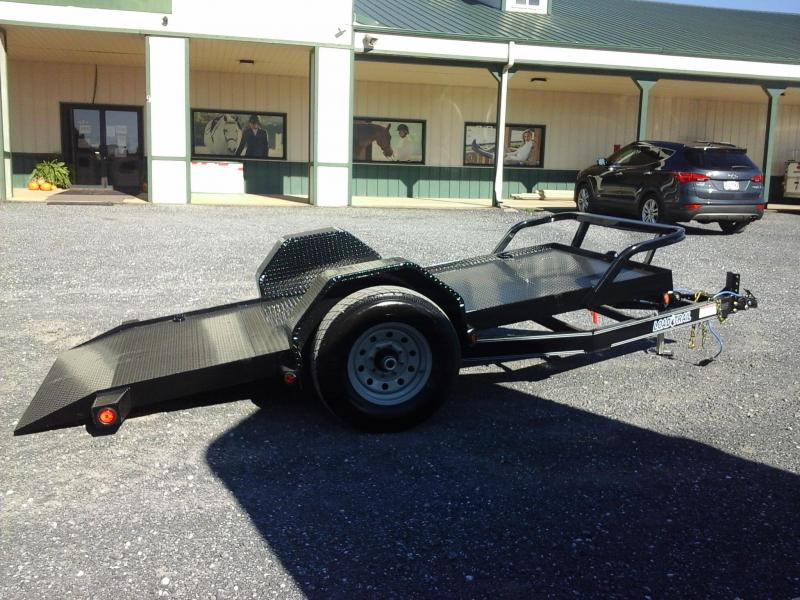 2019 Load Trail 60x12 SA Scissor Hauler Equipment Trailer