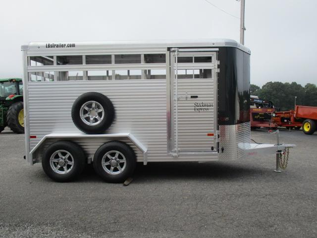 2019 Sundowner Trailers BP 14ft Stockman XP Livestock Trailer
