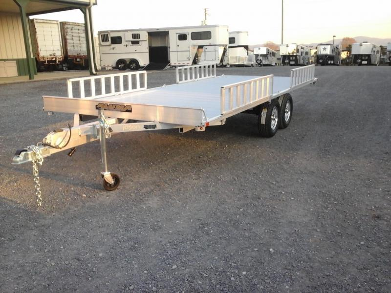 2017 Aluma BP A8818 ATV Trailer