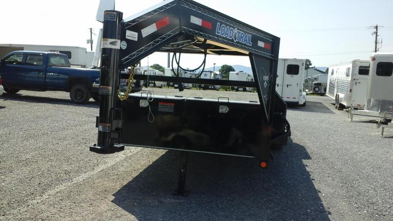2016 Load Trail 102 x 22 GN Tilt Deck Car / Racing Trailer