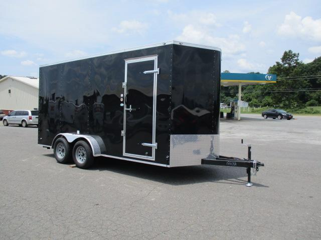 2019 Continental Cargo BP 7 x 16 Enclosed Trailer