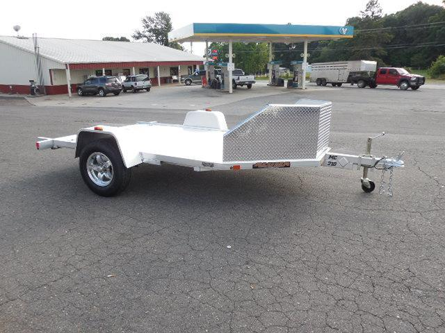 2016 Aluma BP MC210 Motorcycle Trailer