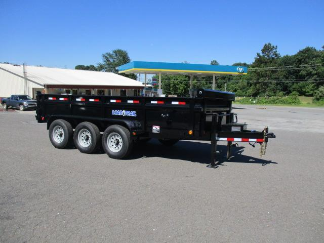 2018 Load Trail BP 83 x 16 Dump Trailer