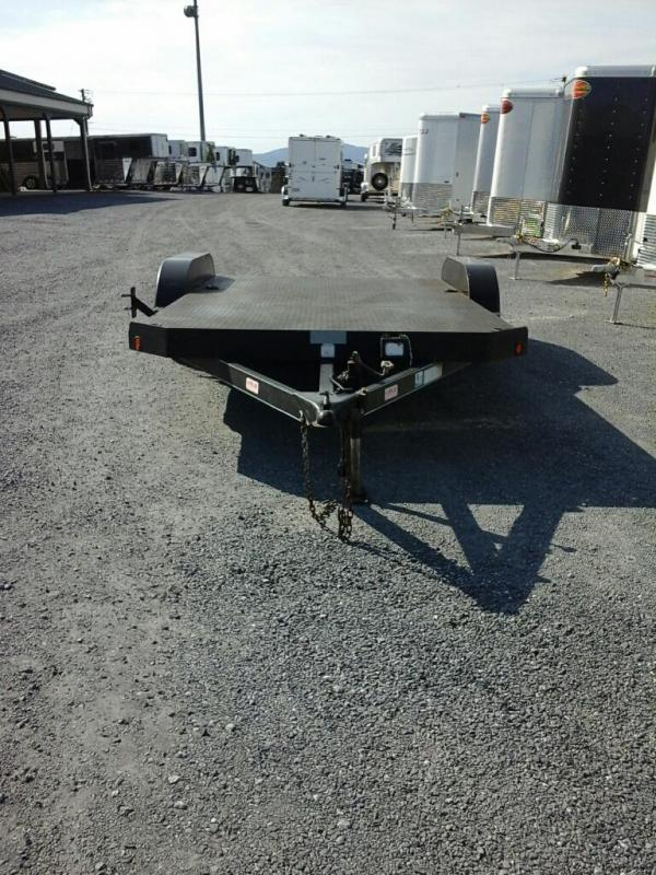 2012 Quality Trailers 16ft Carhauler Car / Racing Trailer