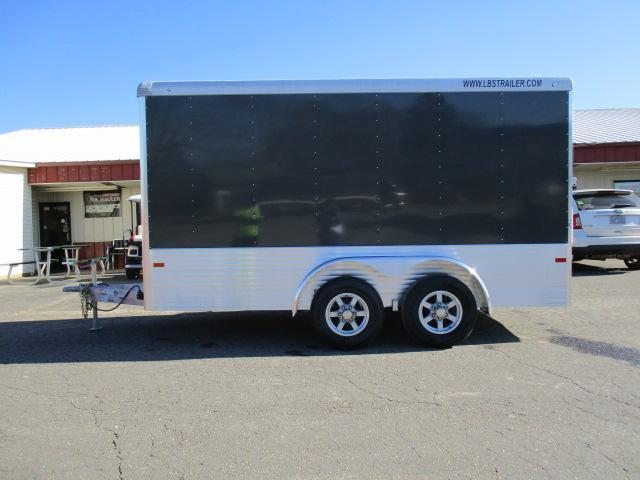 2019 Sundowner Trailers 14ft Enclosed Cargo Trailer