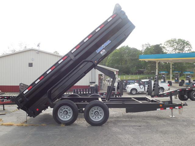 2016 Load Trail BP 83 x 14 King Size Dump Trailer