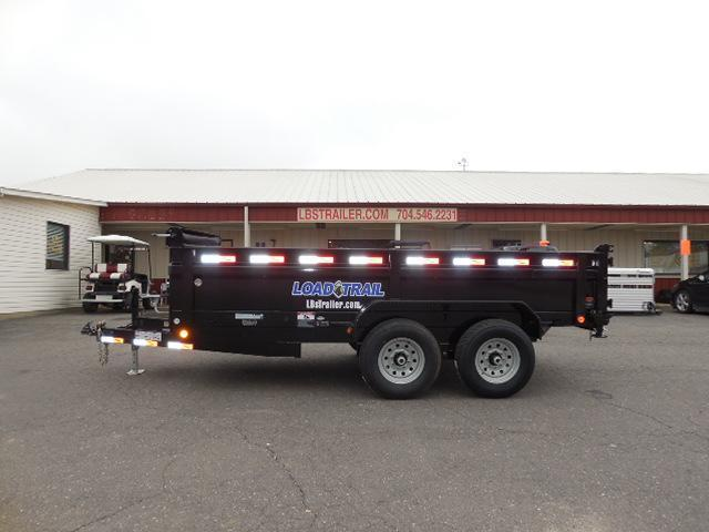 2017 Load Trail BP 83 x 14 TA Dump Trailer
