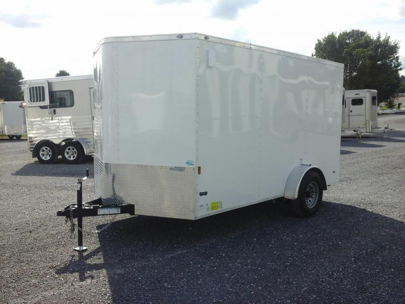 2019 Forest River Inc. 7x12 SA Enclosed Cargo Trailer