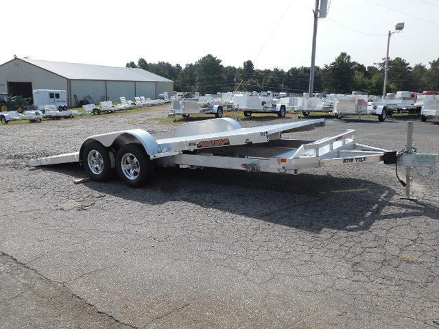 2015 Aluma BP 8218 Tilt Car / Racing Trailer