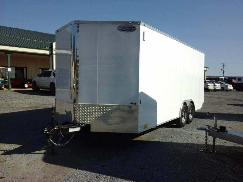 2019 Continental Cargo 8.5x20 Enclosed Cargo Trailer