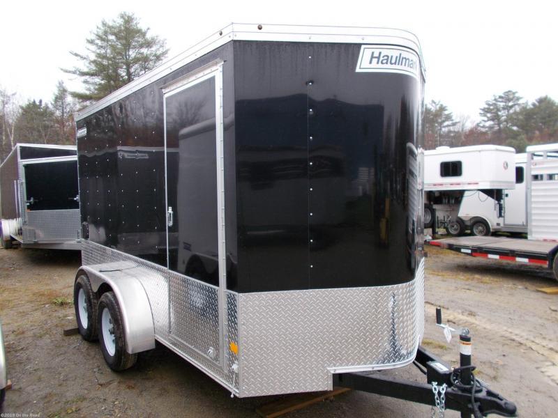2019 Haulmark TSTV6X12DT2 Enclosed Cargo Trailer