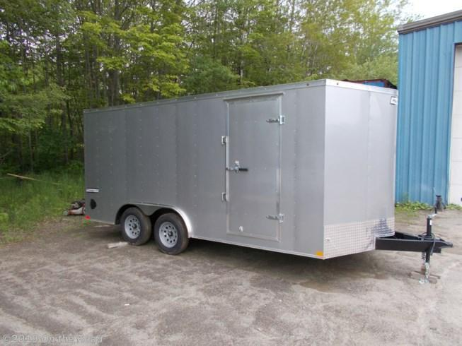 2019 Haulmark PP85X16DT2 Enclosed Cargo Trailer