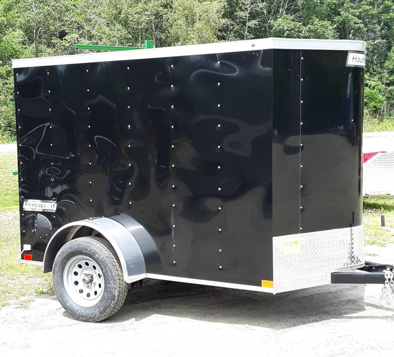 2020 Haulmark PP58S2D Enclosed Cargo Trailer