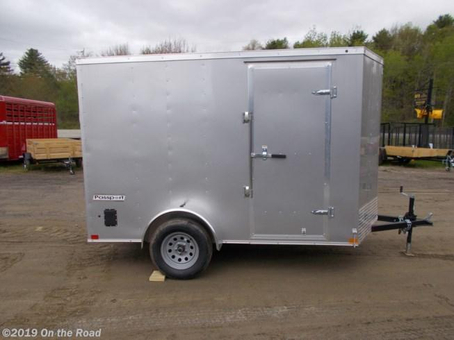 2019 Haulmark Passport deluxe 6x10 Enclosed Cargo Trailer