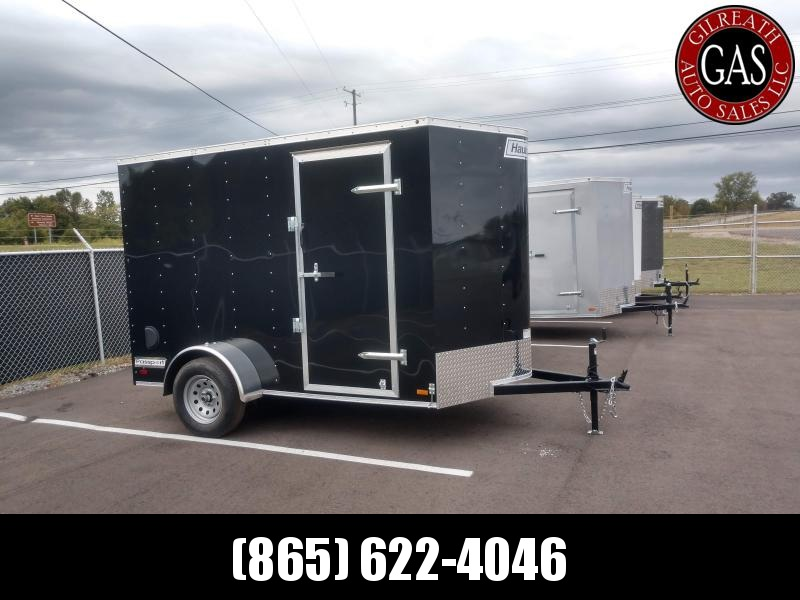 2020 Haulmark Passport Deluxe PP610S2-D 6x10 Enclosed Cargo Trailer