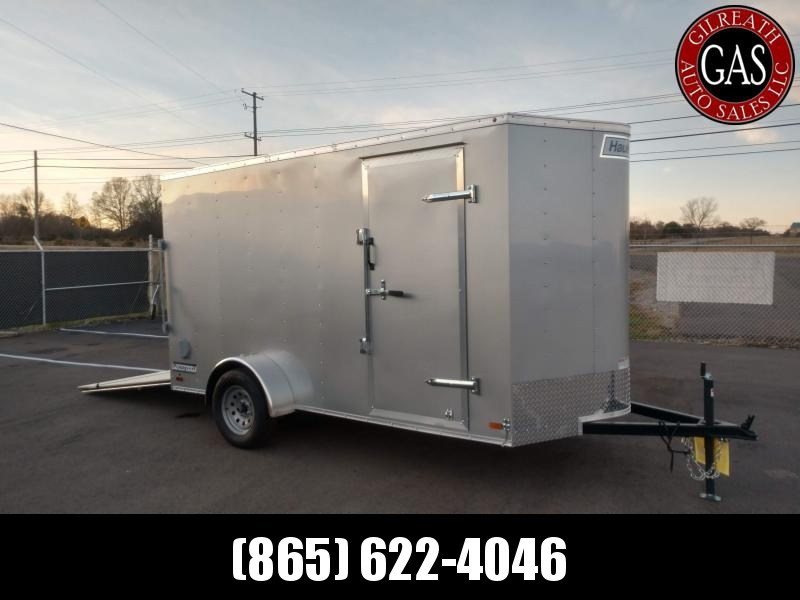 2020 Haulmark Passport Deluxe PP612S2-D 6x12 Enclosed Cargo Trailer